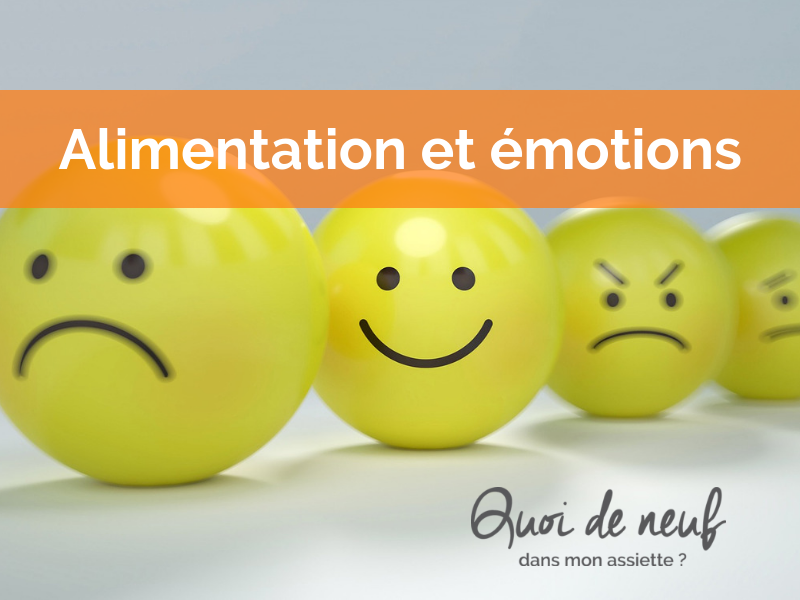 alimentation émotions